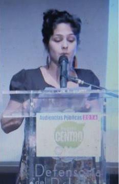 Antonella Alvarez Audiencia 2016