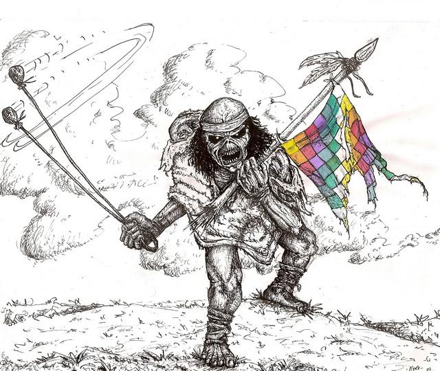Heavy Metal y Pueblos Originarios: Yanaconas