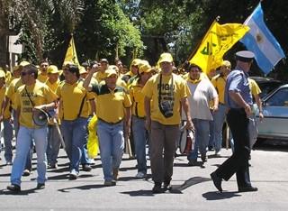 Patota sindical de ATILRA nacional