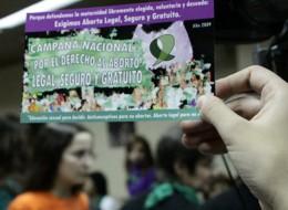 Campaña por el Aborto Legal Seguro y Gratuito