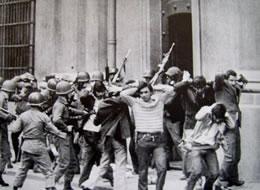 La dictadura militar y el 1° de Mayo