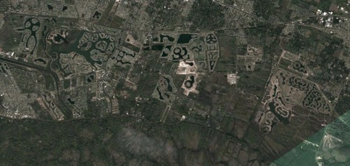 Imágenes satelitales entre el 2005 y el 2013 muestran un avance arrollador.