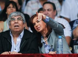 Moyano CFK