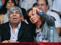 Moyano y CFK