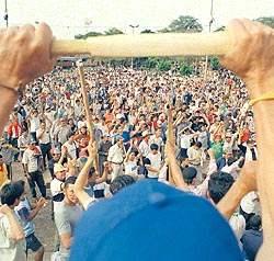 Paraguay: Triunfo!...