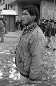 Mapuche - Los que se...