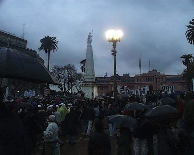 fotos de La Plaza...