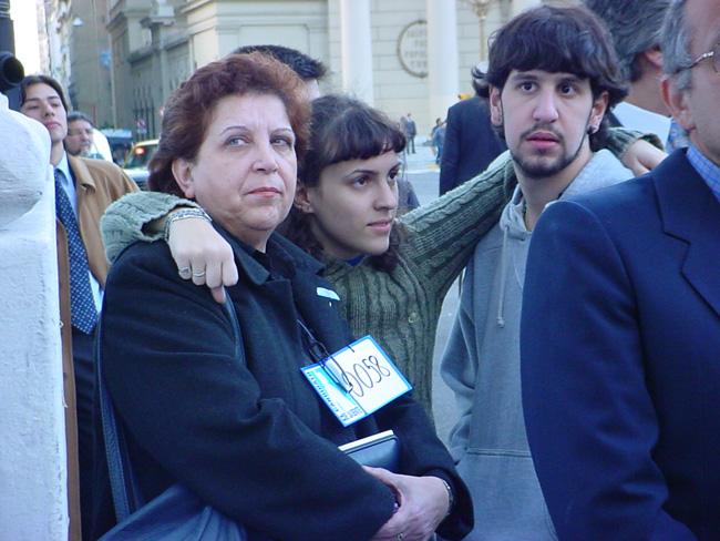El candidato de la gente, por canal America : Argentina Indymedia (( i ...
