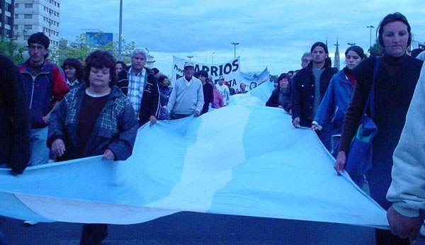 Imagenes de la march...