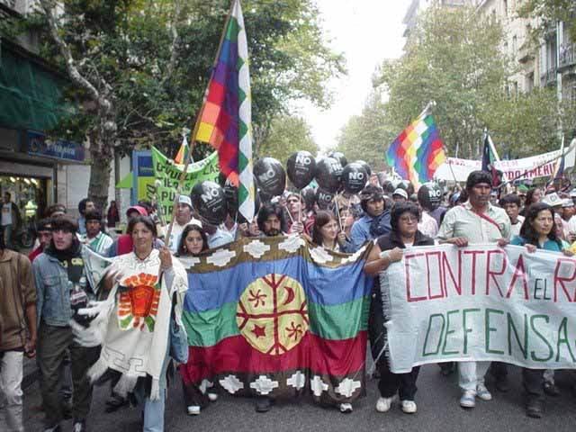 Fotos de la marcha N...