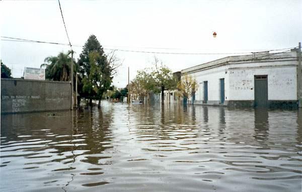 Fotos de la inundaci...