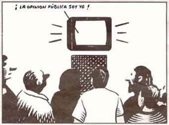 Cuando los extras de la tv son funcionarios del gobierno