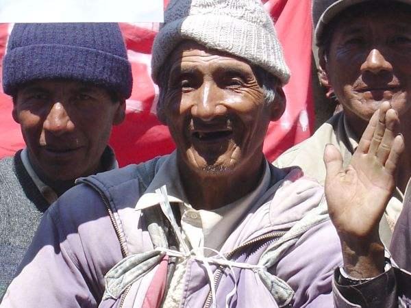 """Bolivia ahora: """"..."""