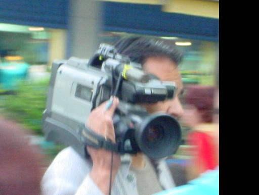La cámara del intend...