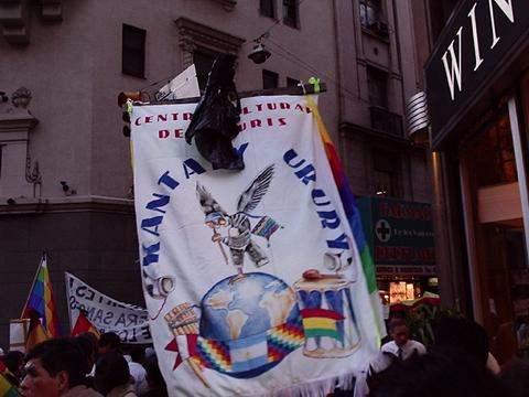 Marcha Por Bolivia e...