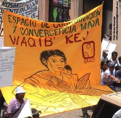 Guatemala: Movilizac...
