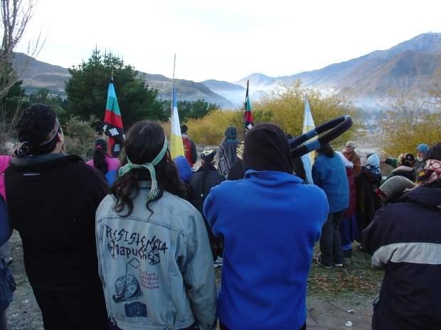 Resistencia Mapuche...