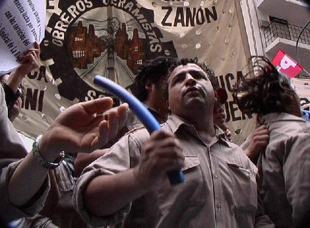 sindicato ceramista...