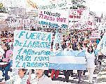 El MST en la multisectorial de Santiago del Estero