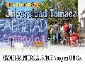 Boletin informativo de la TOMA de la Universidad Nacional del Comahue