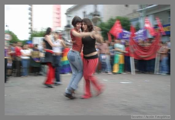 Tango antes del Escr...
