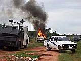 PARAGUAY: Incendian veh�culo de organizaci�n campesina