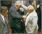 Pepe Mujica & Fernandez Huidobro