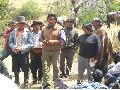 RECUPERACI�N DE DERECHOS EN EL TERRITORIO MAPUCHE - Lof Linares - (comunicado de prensa)