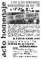 Cba: Acto por los/as anarquistas de los '70