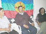Familia Casiano sigue lucha por tierras