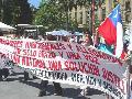 YA VAN 12 DÍAS...LOS DEUDORES HABITACIONALES DE CHILE NO CESAN SU LUCHA