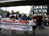 Jornada de lucha nacional en Rosario - 3: fragmentos de video