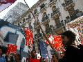 Acto por el Día Internacional de los Trabajadores en Rosario