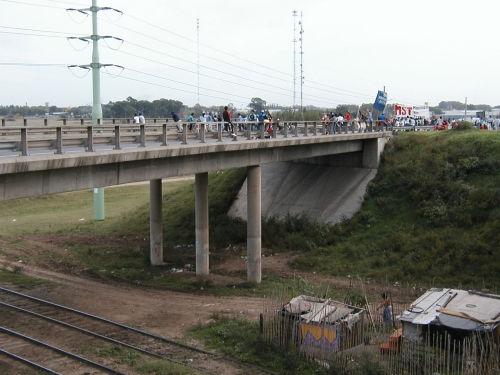 Segundo puente...