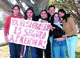 Estudiantes denunciaron inseguridad total en el colegio Perito Moreno