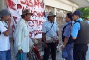 El reclamo aborigen volvi� a Resistencia