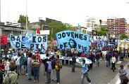 Fotos Marcha Antibush y acto en Estadio
