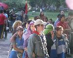 Rosario contra Bush: Plaza San Mart�n