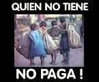 """Argentina: """"P� unos NO y pa otros SI..."""""""
