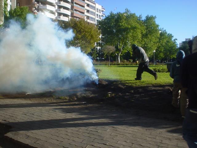 gases lacrimogenos e...