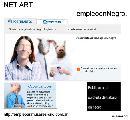 Proyecto Net Art Empleo en NEGRO