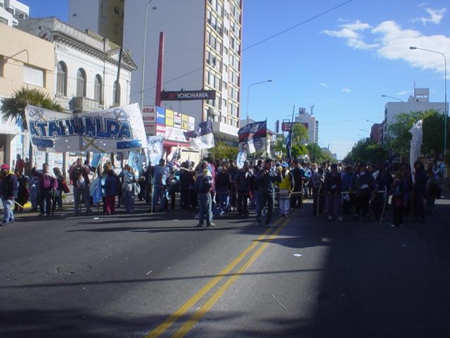marcha atahualpa...