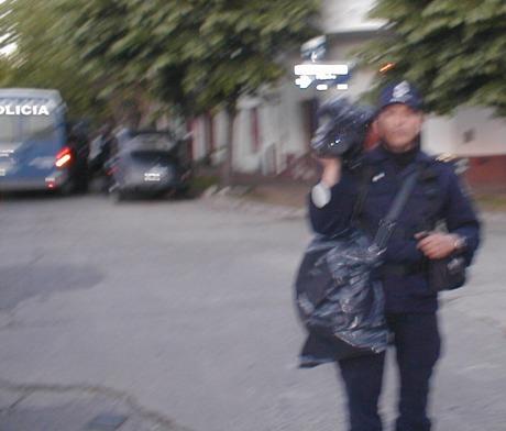 Policía Cineasta...