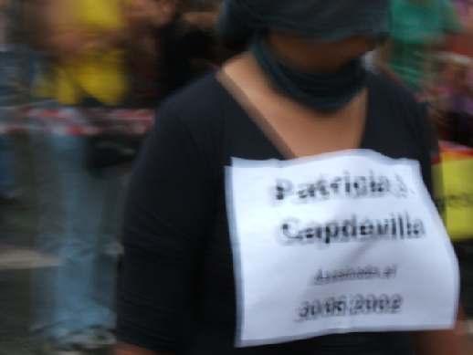 Patricia Capdevilla...