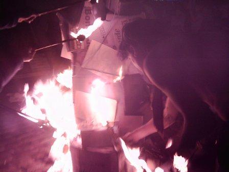 Cba./Imagenes. Fuego...
