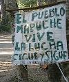 Mapuches viajan a Buenos Aires
