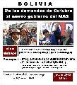Cine y debate sobre la situaci�n en Bolivia (no levantar)