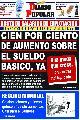 Trabajadores del Diario Popular exigimos aumento salarial