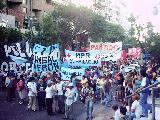 Cba. / Imagenes de la marcha a 4 a�os de la rebeli�n popular