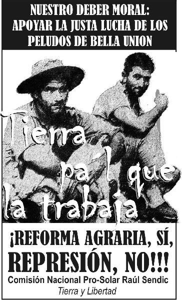 Uruguay: Solidaridad...